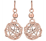 EternaGold Intricate Openwork Ball Charmette, 14K Gold - J315622