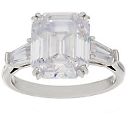 The Elizabeth Taylor 7.20cttw Simulated Diamond Ring - J319822