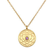 Satya 36 Gemstone Chakra Necklace - J344423