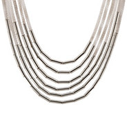 As Is Joan Rivers Layers of Luxury 19 Necklace w/ 3 Extender - J329824