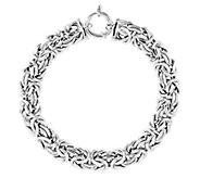 Byzantine 7-3/4 Bracelet, 14K Gold - J339625
