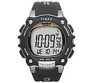 Timex Mens Ironman 100-Lap FLIX System Watch - J109026