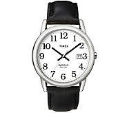Timex Mens Silvertone Analog Casual Watch - J308826