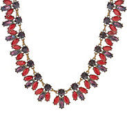 Joan Rivers Crystal Bees 18 Necklace w/ 3 Extender - J322726