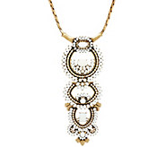 Stella & Dot Havana 3-in-1 Pendant Necklace - J329426