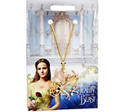 Disneys Beauty and the Beast Reproduction Pendant - J349126