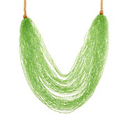 Joan Rivers Seedbead Layered 32 Necklace - J352926