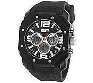 Wrist Armor U.S. Navy C28 Multifunction Watch -Black - J345727