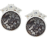Shana Gulati Diamond Slice & Gemstone Ophelia Earrings - J347627