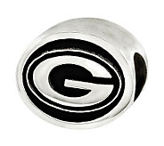 Sterling Green Bay Packers NFL Bead - J315128