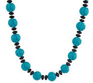 As Is Kenneth Jay Lanes Great Wall Bead Necklace - J330828