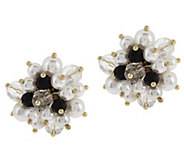 As Is Joan Rivers Luxe Accents Earrings - J332128