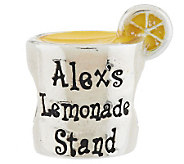 Prerogatives Sterling Alexs Lemonade Stand Bead - J284729