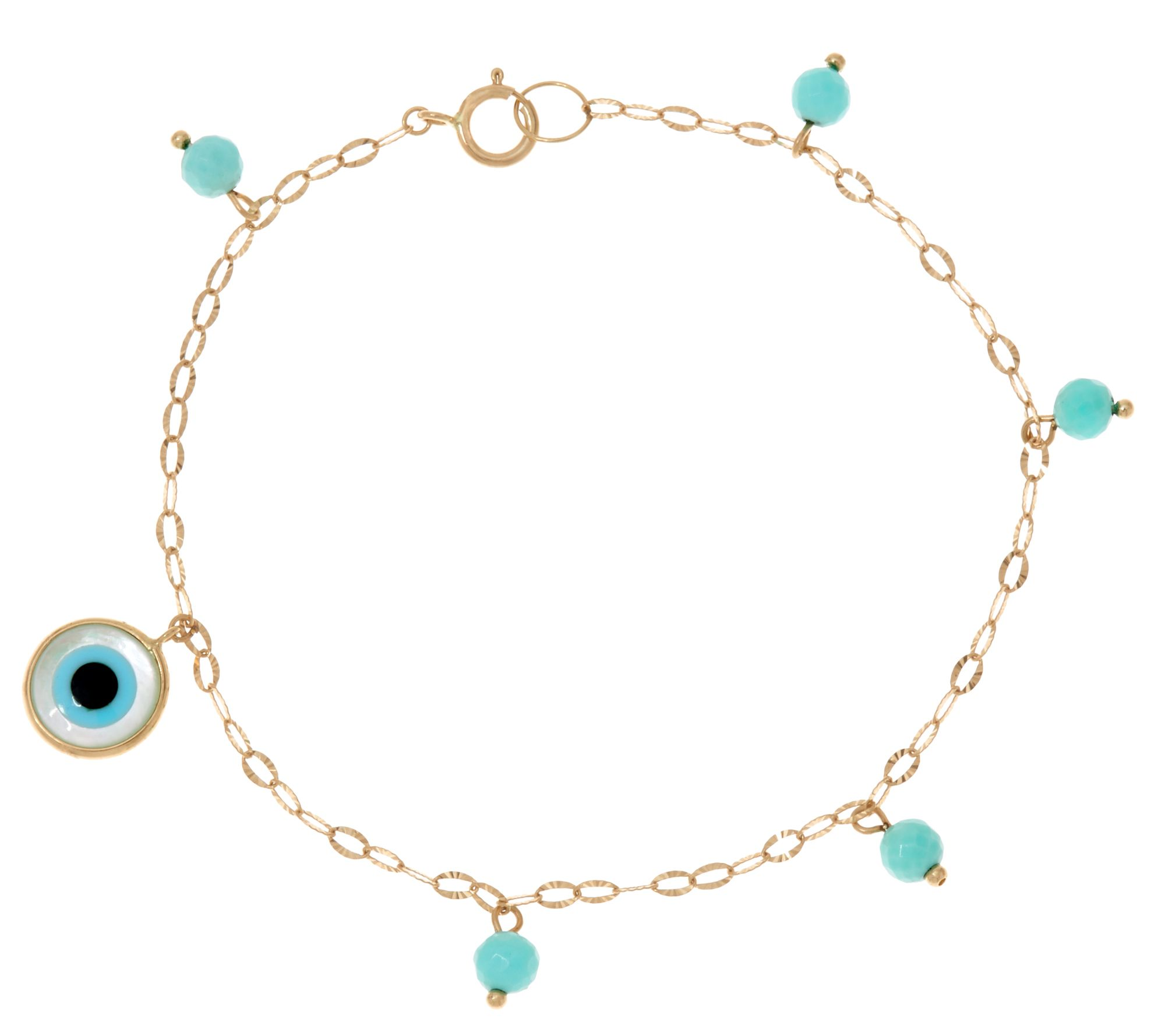 gold bracelets women wishbone bracelet anklet turquoise for luck olizz good ankle sideways and sybaris