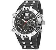 Wrist Armor U.S. Navy C23 Multifunction Watch -Black - J345729