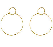 Jules Smith Circle Hoop Earrings - J375929