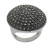 Suspicion Sterling Marcasite Ring - J308530