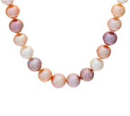 Honora 14K Gold 12.0mm - 15.0mm Ming Cultured Pearl 18 Necklace - J328430