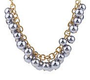 As Is Kenneth Jay Lanes Fashion Show Bead Necklace - J265831