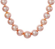 Honora 14K Gold 12.0mm - 15.0mm Ming Cultured Pearl 20 Necklace - J328431