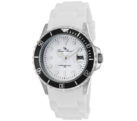 lucien piccard s vaux white silicone j339131