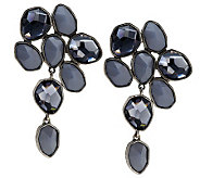 Freeform Cluster Crystal Earrings - J263134