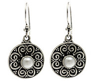 Novica Artisan Crafted Sterling Spring Blossoms Earrings - J307534