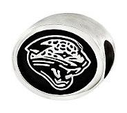 Sterling Jacksonville Jaguars NFL Bead - J315134