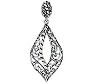 Carolyn Pollack Sterling Silver Signature Design Enhancer - J328834