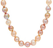 Honora Natural Ming Cultured Pearl Sterling 20 Necklace - J351634