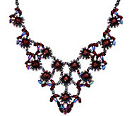 Joan Rivers Crystal Elegance Statement Necklace - J331635