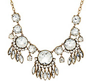 As Is Susan Graver 25th Anniversary Statement Necklace - J333035