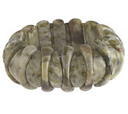 Connemara Marble Segmented Stretch Bracelet - J260937