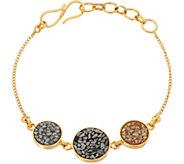 Shana Gulati 18K Clad & Sterling Silver Meneki Bracelet - J347637