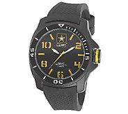 Wrist Armor Mens U.S. Army C25 Black & YellowWatch - J316338