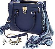 Charming Charlie Blue Jewelry & Accessory Set - J335238
