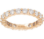 Diamond Eternity Band Ring, 1.90 cttw, 14K, by Affinity - J354438