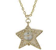 Novelty Watch Necklace by Garold Miller - J304639