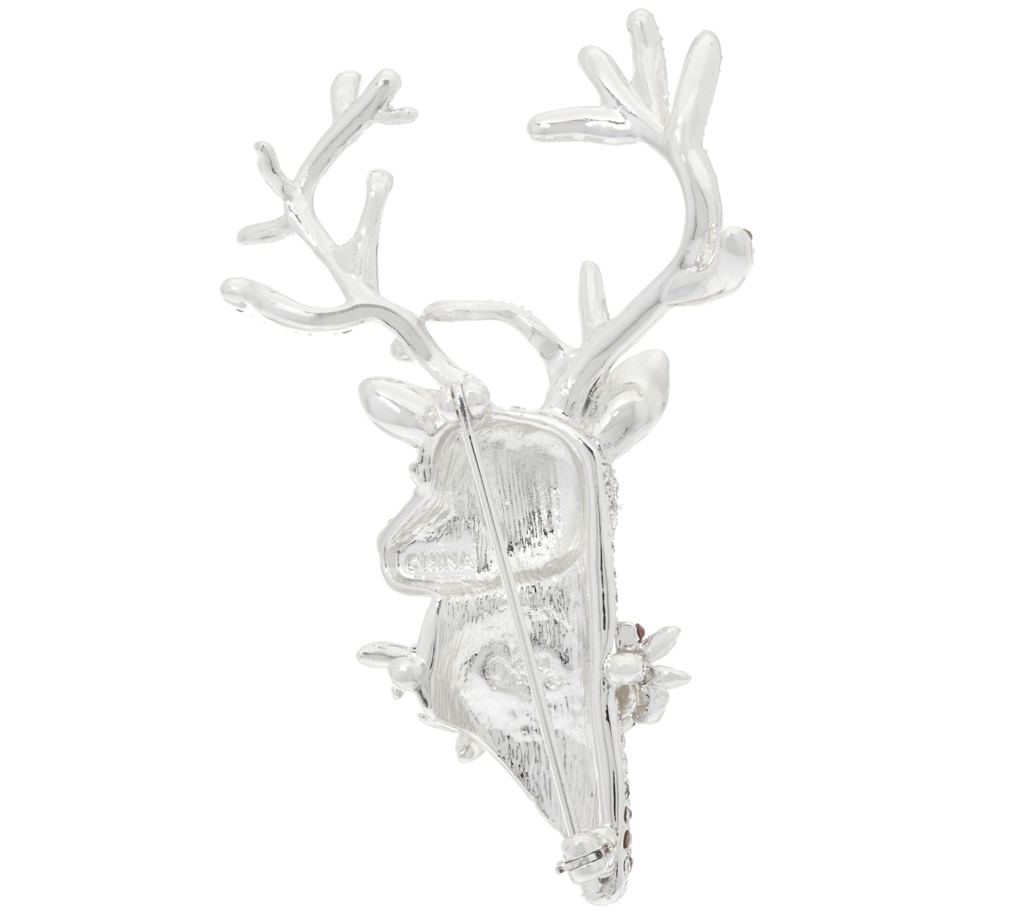 store india deer in pin rain brooch prices amazon long at jewellery horn antique buy online low trendylions dp