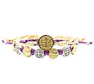 My Saint My Hero Blessing Mixed Bracelet Set - J339239