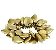 As Is Joan Rivers Multiple Hearts Charm Stretch Bracelet - J317740
