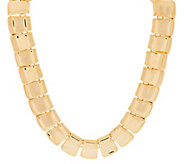 As Is Joan Rivers Polished Perfection Collar Necklace - J327840