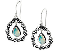 Or Paz Sterling Silver 2.0 Ct. Gemstone Drop Earrings - J328040