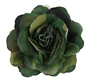 As Is Joan Rivers Trend Setting Flower Pin - J333340