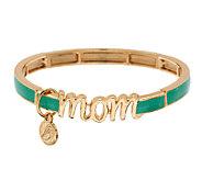 Vera Bradley Mom Stretch Bracelet - J291341