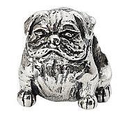 Prerogatives Sterling Bulldog Bead - J299541