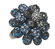 As Is Joan Rivers Pave Blossom Ring - J350341