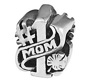 Prerogatives Sterling #1 Mom Bead - J110442