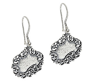 Product image of Or Paz Sterling Lace Design Earrings