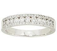 As Is Channel Set Diamond Band Ring, 14K by Affinity - J324342